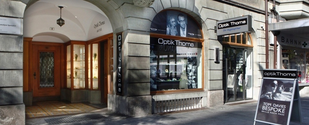 Optiker Thun Thoma Optik